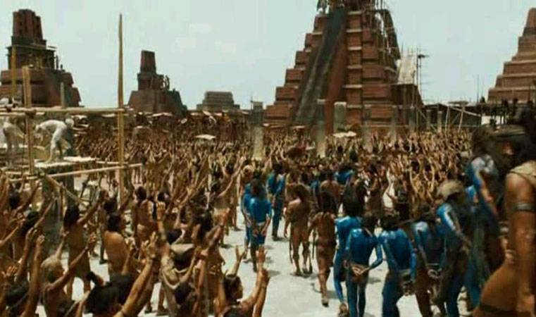 From the movie Apocalypto